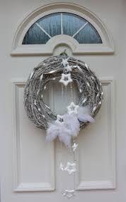 Resultado de imagen para vánoční věnec na dveře