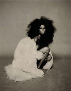 <3 the wild hair  The New Elegant Black Woman