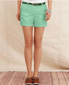 Tommy Hilfiger Shorts in Powder Pink