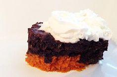 Chocolate Pumpkin Slow Cooker Cake recipe - Recipe by Blogger, Felicia Carter of www.gograhamgo.com