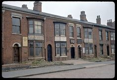 110-112, Vyse Street, Jewellery Quarter, Birmingham - ePapers Repository Uk History, British History, Birmingham Jewellery Quarter, Birmingham City Centre, Victorian Terrace House, Sutton Coldfield, Birmingham England, Industrial Architecture, West Midlands
