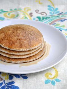 Pancake senza glutine di grano saraceno