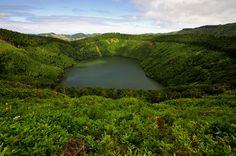 SIARAM :: Zonas Húmidas :: Lagoa de Santiago, Sao Miguel Island, Azores, Portugal