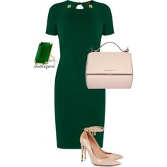 Emerald by burlsgurl on Polyvore featuring polyvore, fashion, style, Roberto Cavalli, Tom Ford and Givenchy