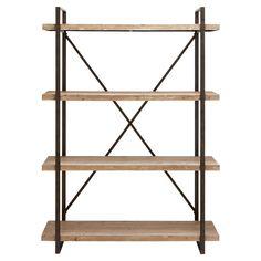 Dillinger Bookcase