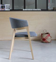 LAG chair by fredrieffel for RocheBobois