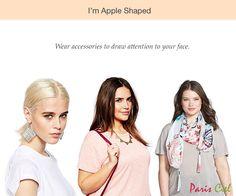 Tips & Tricks To Dressing Apple Body Shape