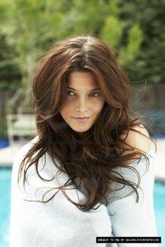 Ashley Greene....want her hair!