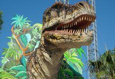 El parc de temàtica prehistòrica a França: Dinopark! #sortirambnens