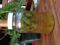 Natural mosquito repellant : 1/2 jar apple cider vinegar, 1/2 jar witch hazel or vodka (I used lemon vodka), 1 lemon zested, any combo of mosquito repelling herbs. I used citronella leaf  rosemary, lemon balm, lemon grass & cloves. Other mosquito repelling herbs are basil, eucalyptus, peppermint, tea tree, & garlic. Let it heat by the sun in a jar to marry flavors.
