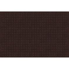 Apache Mills Walnut 48 in. x 72 in. Recycled Rubber Synthetic Surface Commercial Entry Mat-60-885-1403-40000600 at The Home Depot