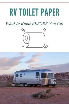 As you may know, an RV may feel a lot like a house on wheels but there can be issues when using household products in your RV. Toilet paper is a perfect example! We've met numerous RVer's over the years who did not realize that they needed special RV toilet paper for their rigs. And we've also seen them in campgrounds dealing with the effects, such as trying to unclog their black tank on a lovely Saturday afternoon! Definitely not a fun way to spend your day. Travel Checklist, Travel Advice, Travel Tips, Travel Couple, Family Travel, Rv Toilet Paper, Septic Tank Systems, Road Trip Planner, Road Trip Games
