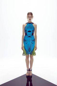 DION LEE S/S 2013   http://fashionix.com/profile.php?id=247