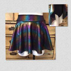 Ursala sea witch running skirt with shorts or bikini bottom minnie mickey mouse princess marathon glitter stretch velvet spandex
