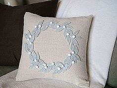 pottery barn knock off pillow, crafts, wreaths, Click on the link to compare my knock off to the original