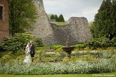 Farnham Castle grounds