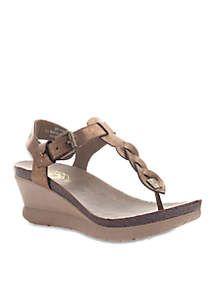 ecda0122b41 Farrah Wedge Sandal Wedge Sandals