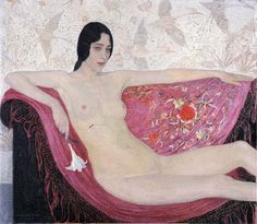 Leon de Smet (1881-1966). Beautiful Paintings! ~ Blog of an Art Admirer