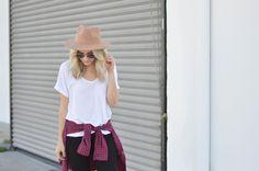 Fall Outfit Inspiration / @ashbegash