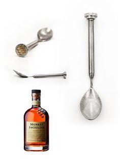 Monkey Shoulder Bar Spoon on Behance