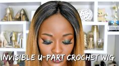 "Invisible U-part : No Added Hair ""Crochet"" Method : $40 Ombre Wig [Video] - https://blackhairinformation.com/video-gallery/invisible-u-part-no-added-hair-crochet-method-40-ombre-wig-video/"