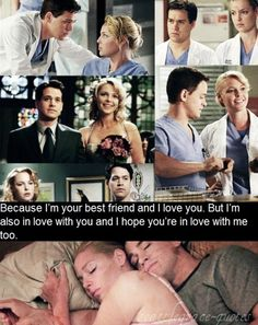 George and Izzie <3