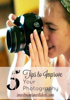 Would you like to improve your family photos? These simple tips will help you immediately improve your photographs. Try these 5 tips today.