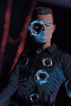T 1000 Terminator McFarlane Movie Maniacs Series 4: T-1000 (Terminator 2: Judgement Day)