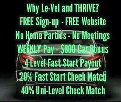 Sign up today for free! www.taks101.Le-Vel.com