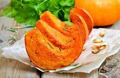 A legfinomabb, mézesre sült sütőtök receptje | femina.hu Vegetable Recipes, Carrots, Pumpkin, Vegetables, Food, Pumpkins, Essen, Carrot, Meals
