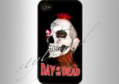 Day of the Dead male skull mask iPhone 4 Case iPhone by stylesoul, $21.99