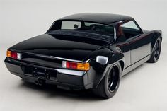 Beautiful Porsche 914 from www.canepacollection.com/