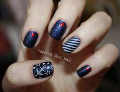 rebecca likes nails: 31dc2012 - day 21