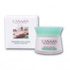 Nourishing Facial Cream – Normal to Oily Skin » Dead Sea Skin Care » Dead Sea Cosmetics