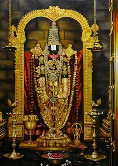tirupati balaji pictures original - Google Search