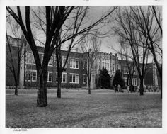 Roosevelt High School - 1953