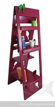 Birdy Bookcase by omlet istanbul