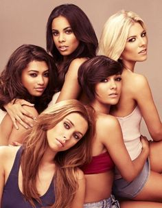 It's The Saturdays.