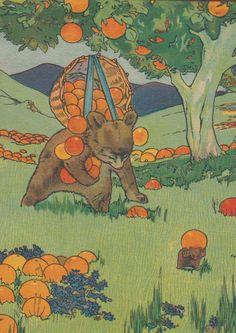 Lilian A. Govey illustration, 1930 | eBay