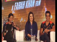 Shahrukh Khan's ever BEST FUNNY answer | HAPPY NEW YEAR trailer launch.