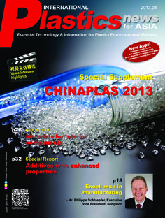 International Plastics News for Asia  Magazine - Buy, Subscribe, Download and Read International Plastics News for Asia on your iPad, iPhone, iPod Touch, Android and on the web only through Magzter