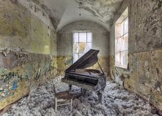 【廃虚の美学】見捨てられたヨーロッパの建物には、美しさと悲しさが同居している