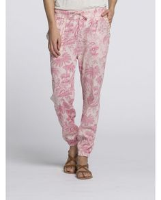 Relaxed fit pants | Sweat / Jersey Pants | Woman Clothing at Scotch & Soda