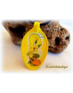 spoon necklace Tweety