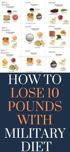 Do you want to lose weight fast while eating This 12 military diet for weight loss at home can be achieved if you what is explained in this article. Lose Weight Fast Diet, Weight Loss Detox, Weight Loss Snacks, Weight Gain, Losing Weight, Healthy Weight, Diets For Weight Loss, Healthy Foods, Lose Weight At Home