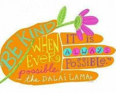 Discover and share Dalai Lama Quotes On Kindness. Explore our collection of motivational and famous quotes by authors you know and love. Dalai Lama, Kindness Matters, Kindness Quotes, Affirmations, Stage Yoga, Jm Barrie, Yoga Lyon, Sup Yoga, Yoga