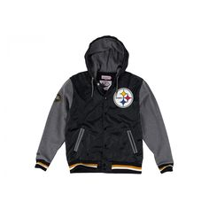 League Standings Jacket Pittsburgh Steelers | Mitchell & Ness