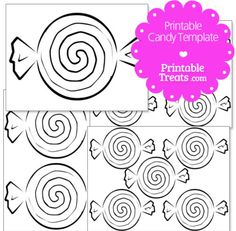 Free cartoon penguin template medium shapes and for Peppermint swirl craft show