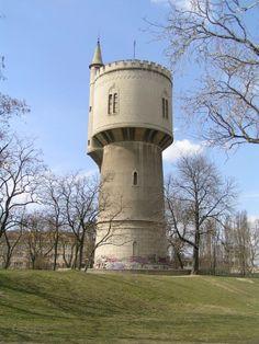 #Komarno (Slovakia), Water tower