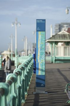 A completely bespoke contemporary and functional #signage solution for Brighton http://www.woodhouse.co.uk/brighton.html
